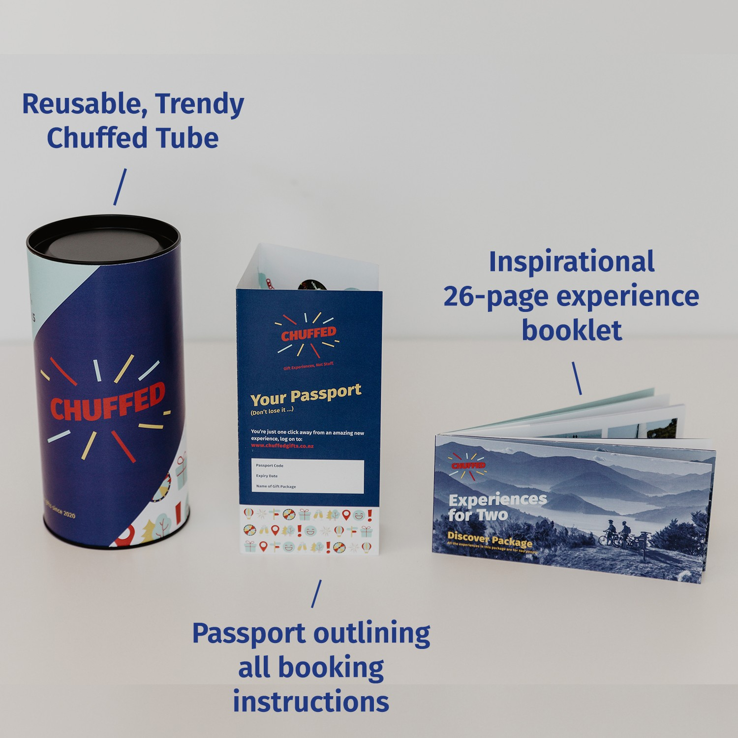 Experiences For Two Discover Package