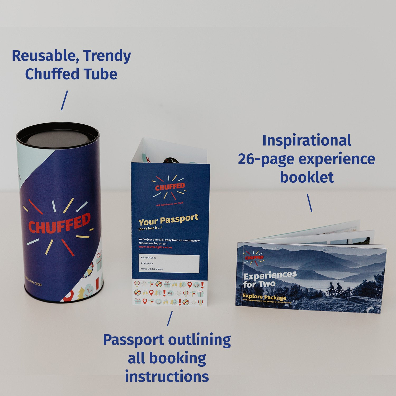Experiences For Two Explore Package