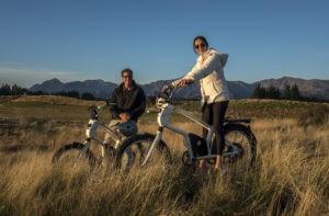 Purpose built E-Bike Farm Tour