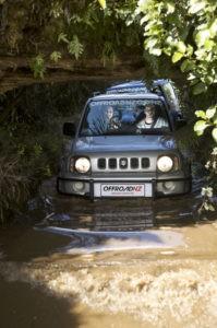Four wheel Drive Bush Safari