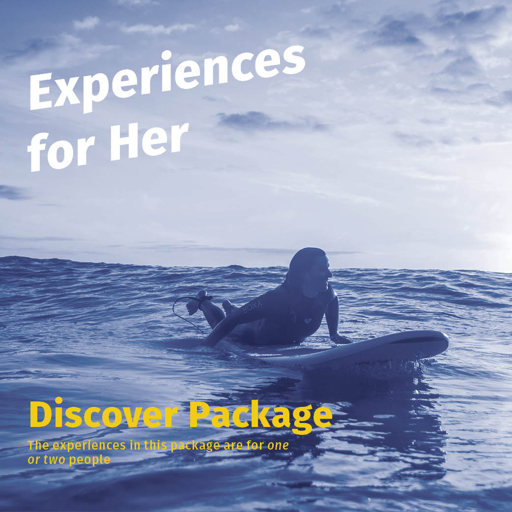 Experiences For Her Discover