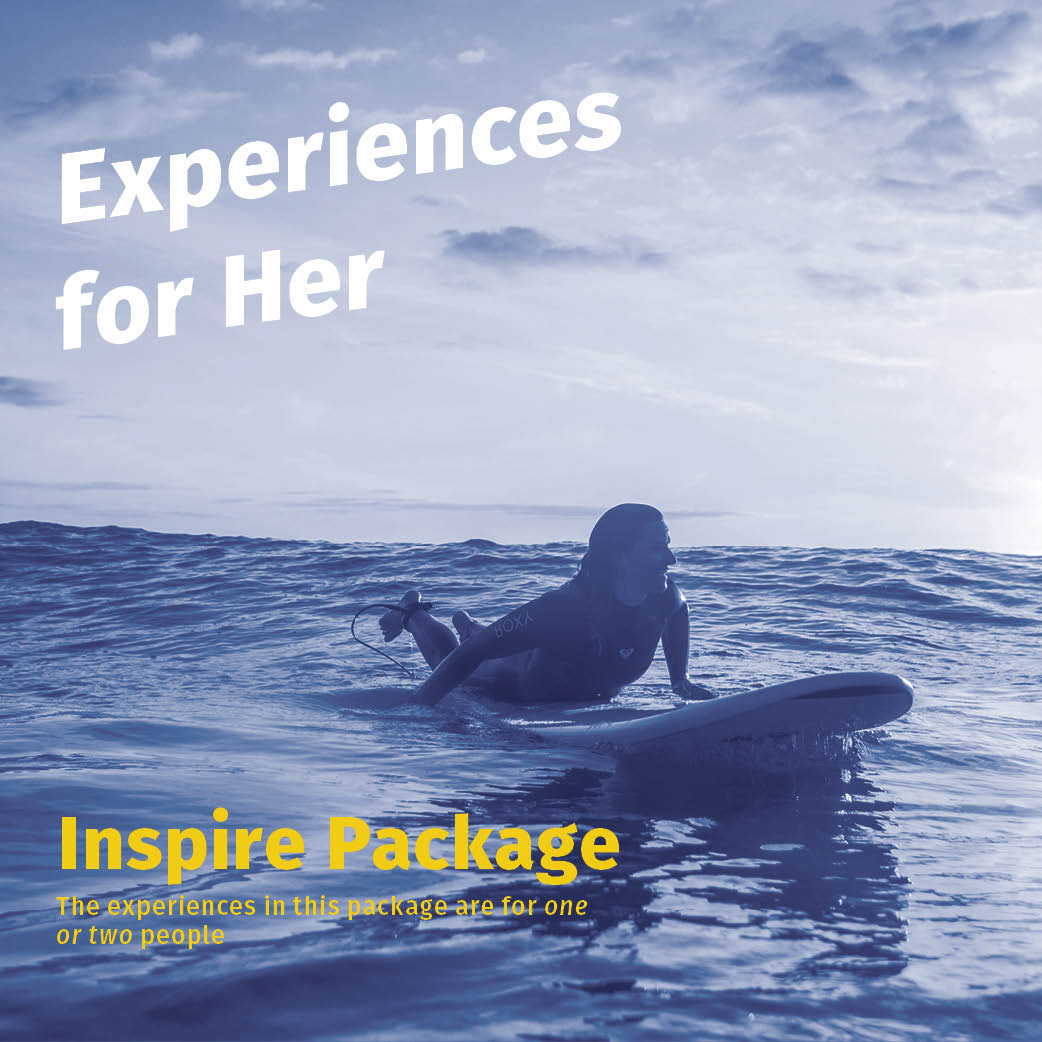 Experiences For Her Inspire