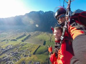 9000 Foot Skydive