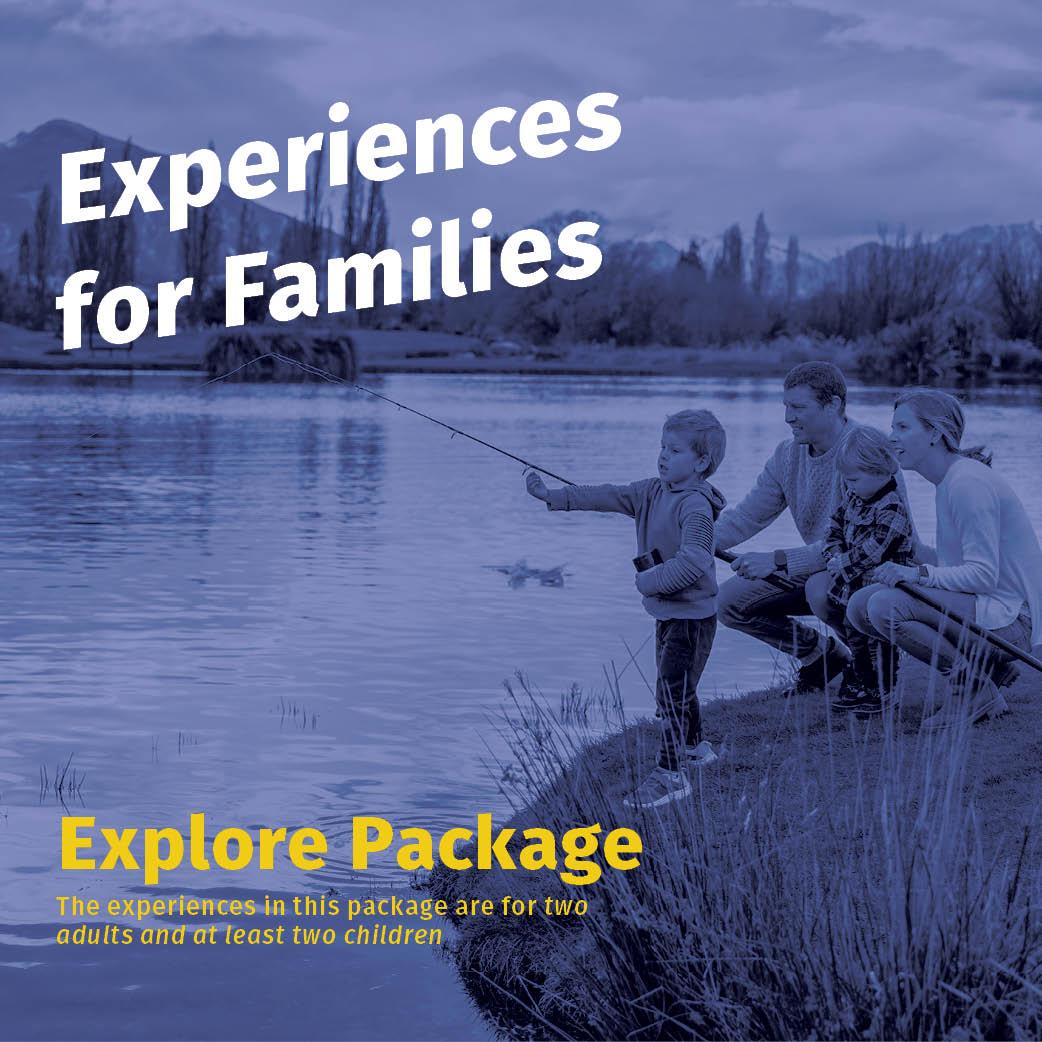 Experiences For Families Explore