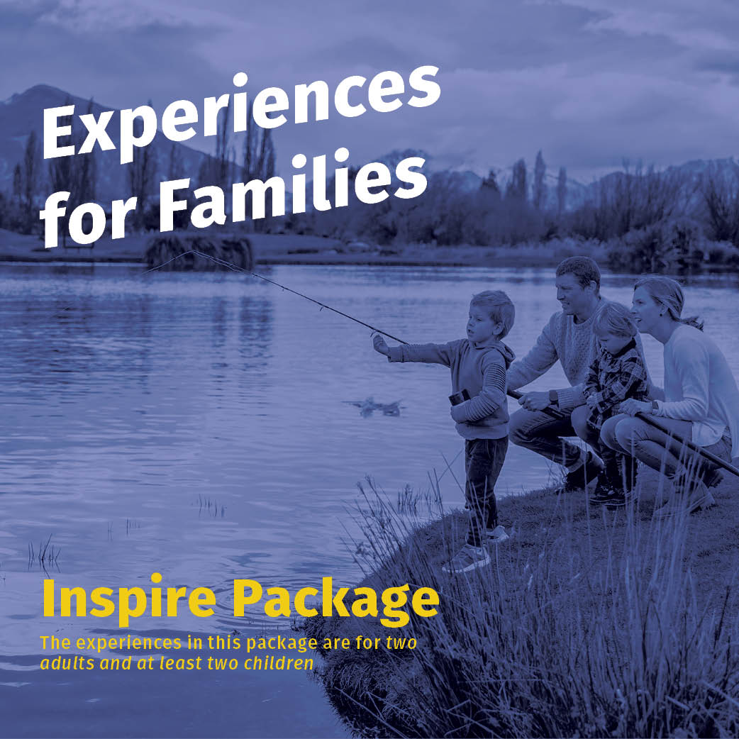 Experiences For Families Inspire