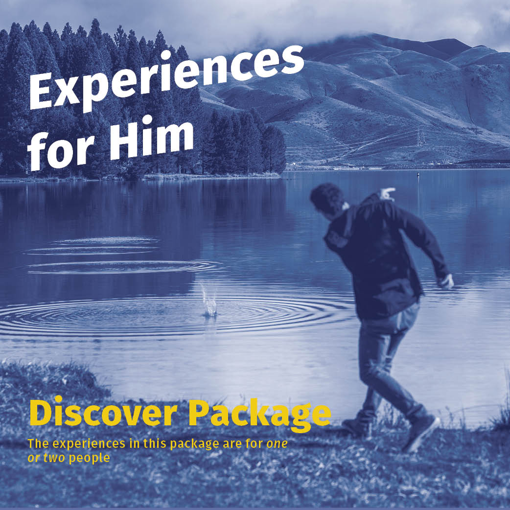 Experiences For Him Discover