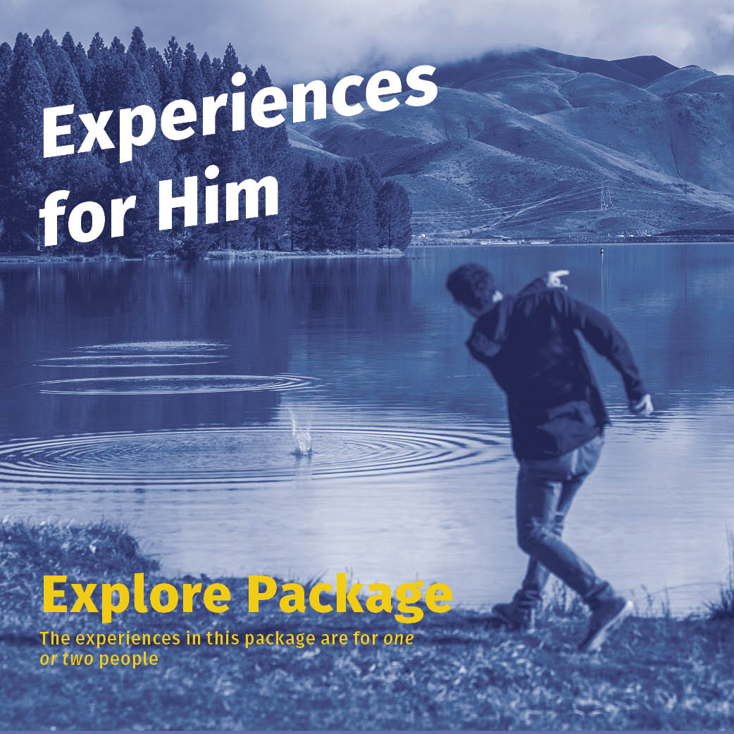 Experiences For Him Explore