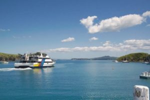 Auckland – Coromandel Return Ferry