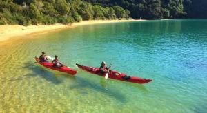 Stunning Abel Tasman Kayaking