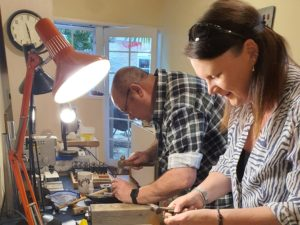 Copper Jewellery Masterclass