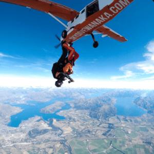 9000 Feet Skydive