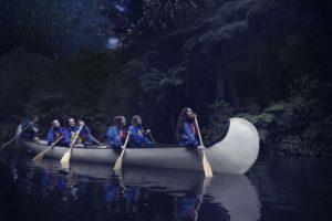 Big Canoe Glowworm adventure