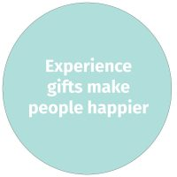Chuffed experience gifts for business presents